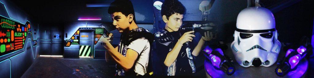 Laser Game dans le 92. Anniversaire enfants, Entreprise Team building